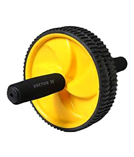 Vector X Double Exercise Ab Wheel