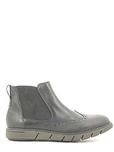 CAF NOIR RP114 bottes chaussures marron homme beatles Anglais