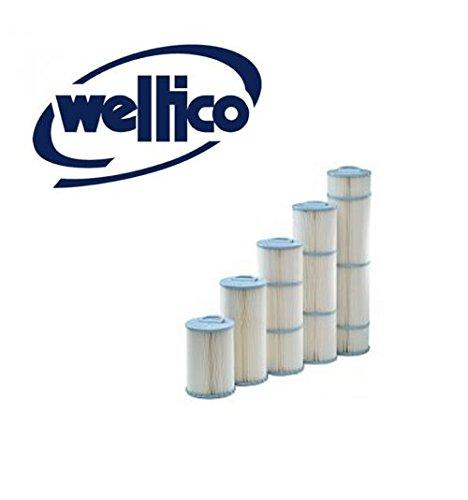 Filtre cartouche piscine - WELTICO C2 (250MM) - Weltico