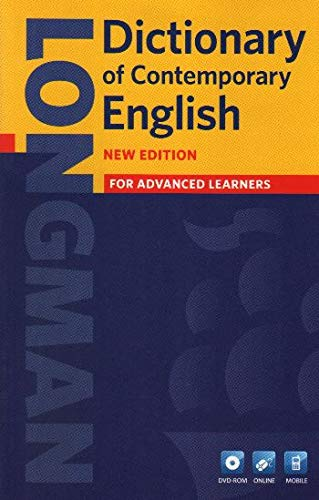 Longman Dictionary of Contemporary English 5th Edition Paper and DVD-ROM Pack por Michael Mayor
