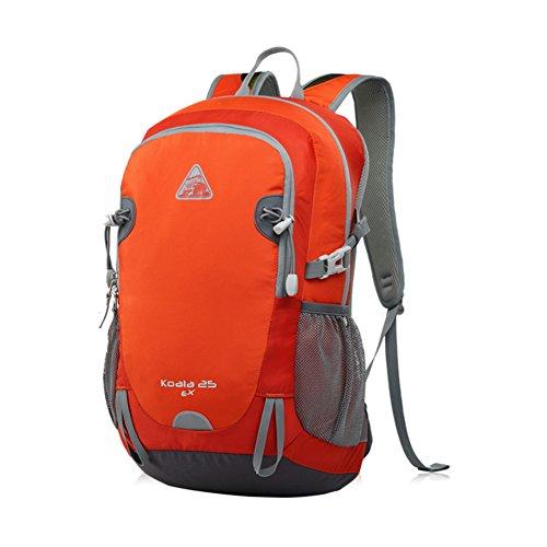 Zaino Outdoor/Zaino leggero Sport/Uomini di montagna giro zaino-arancia 1 arancia 1