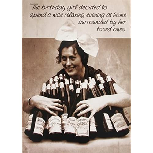 Funny birthday cards for her amazon bookmarktalkfo Gallery