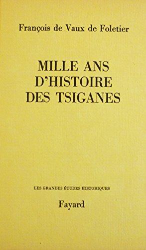 Mille ans d'histoire des tsiganes