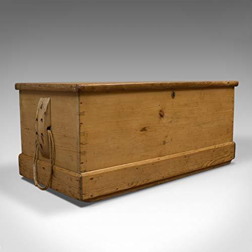 Sconosciuto antique shipwrights - cassettiera vittoriana, inglese, metà 19° secolo, 1850