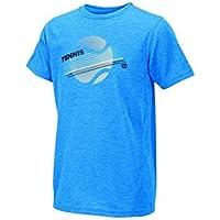 Wilson Stripe Kinder-T-Shirt