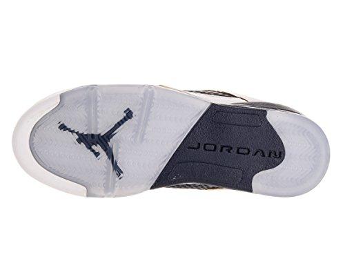 Air Jordan 5 Retro Low Junior Blanc 814338-135 Blanc