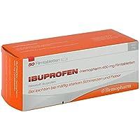 Ibuprofen-Hemopharm 400mg 50 stk preisvergleich bei billige-tabletten.eu