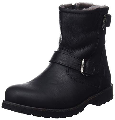 Panama Jack Herren Faust Igloo Biker Boots, Schwarz (Negro C18), 44 EU