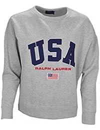 Ralph Lauren Women's Blouse Sweatshirt