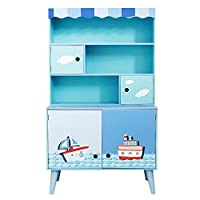 labebe Children Furniture Set of Ocean (Wardrobes)