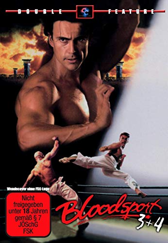 Bloodsport 3 & 4 Double Feature