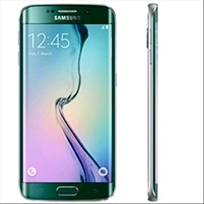 Samsung Galaxy S6 Edge G925 Smartphone, 32 GB, Marca TIM, Color Verde [Italia]