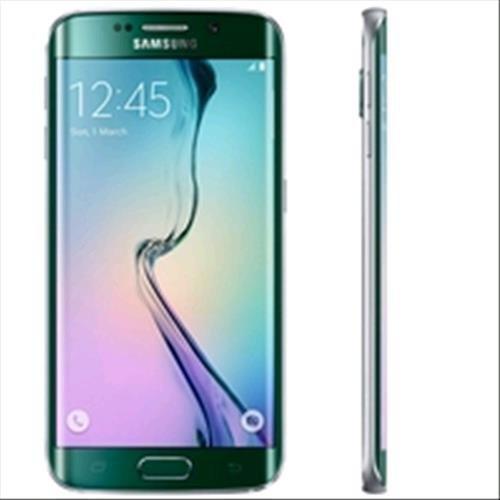 Samsung G925 Galaxy S6 Edge Smartphone, 32 GB, Marchio TIM, Verde [Italia]