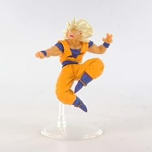 DragonBall Z Figurine Gashapon Sangoku Super Saiyan 2 HG 16