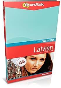 Talk The Talk Latvian