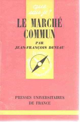 Le Marché commun