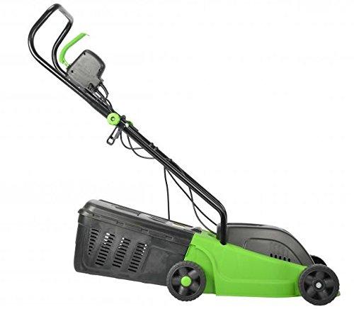 Alpha 1000W Electric Rotary Lawnmower 30cm Cutting Width Lawn Mower