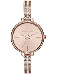 Michael Kors Analog Rose Gold Dial Women's Watch-MK3785