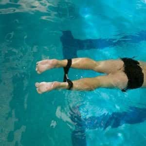 Malmsten Élastique serre-chevilles d'entraînement avec Pull Boy