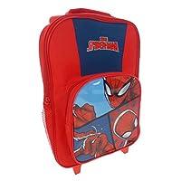 Marvel Spiderman Abstract Wheeled Bag Children