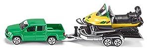 SIKU 2548 1:55 Preassembled Modelo de vehículo de Tierra - Modelos de vehículos de Tierra (1:55, Preassembled, Metal, De plástico, Verde, Amarillo)