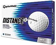 TaylorMade Distance Plus Golf Balls (One Dozen)