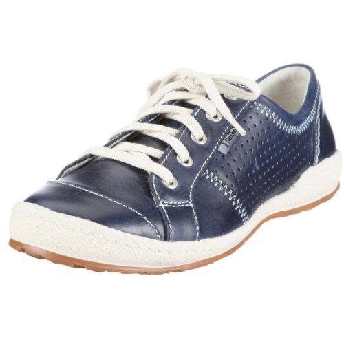 Josef Seibel Schuhfabrik GmbH Caspian 75650 51 598, Scarpe sportive donna blu (Blue - Blau (denim 598))