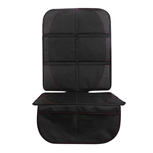 Autositzauflage, Feavor Premium Oxford-Material Universelle zum Schutz vor Kindersitzen, Isofix geeignet, Auto-Kindersitzunterlage wasserabweisend, Autositzschutz, Autositzunterlage, Schoner in universeller Passform