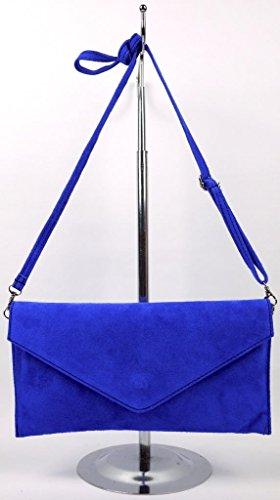 Big Handbag Shop, Borsetta da polso donna One Hot Pink