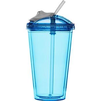 Sagaform Fresh Mug à smoothie Bleu
