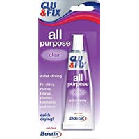 Bostik Extra Strong All Purpose Adhesive 50Ml Tube