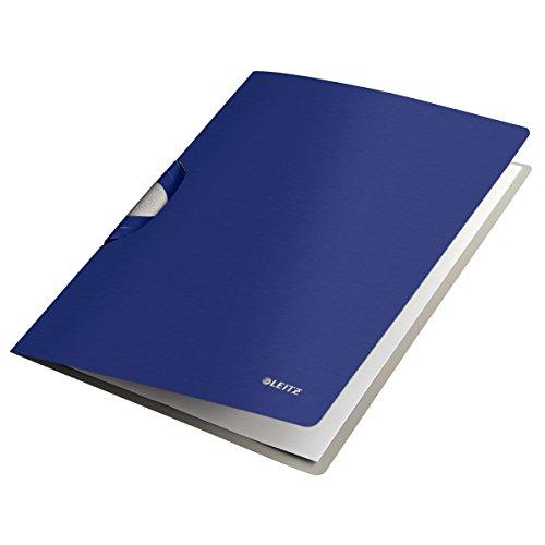 Leitz 41650069 Style Color Clip Professional, titan blau