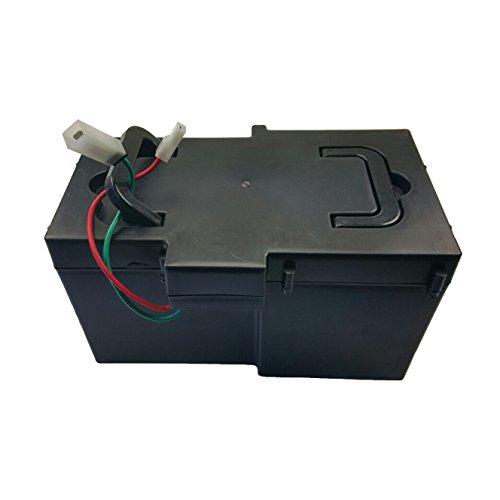 Xfight-Parts Akku-Box/Batterie 48 V, 20 Ah Bleigel komplett, für Scoody 25 und 45 AA-3080052 für Eppella ECM Eppella Scoody 20 -