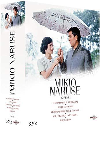 Mikio Naruse-5 Films : Le Grondement de la Montagne + Au gré du Courant + Quand Monte l'escalier + Une Femme dans la tourmente + Nuages épars [Blu-Ray]