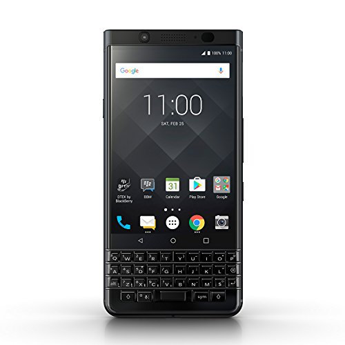 Foto BlackBerry KEYone Smartphone Black Edition 4G, RAM 4GB, Memoria 64GB ,...