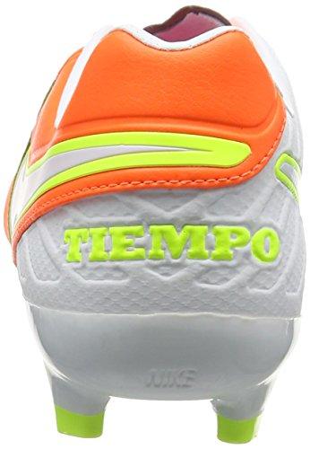 Nike Damen Tiempo Legacy Ii Fg Fußballschuhe Orange (Tart/white-volt-hyper Pink)