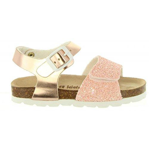 5173933a6d5c82 Cheiw Girl Sandals 47124 C33408 ROSA Size 28
