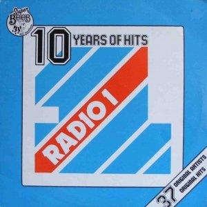 TEN YEARS OF HITS - RADIO ONE. 37 ORIGINAL HITS. 1977 DOUBLE VINYL LP (NOT CD). SUPER BEEB BEDP-002 (Mungo Status)