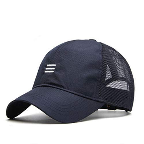 LZMZ22222 Hut Herren/Baseball Cap, Quick Dry Sonnenhut Frühling und Herbst Outdoor Caps, Sonnenschutzkappe
