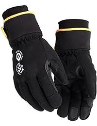 Blakläder Handschuh Handwerk mit Gummi-Handfläche, 1 Stück, 11, schwarz / grau, 22483943999411