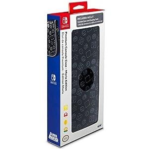 PDP Nintendo Switch Super Mario Brothers Premium Reiseetui für Konsole und Spiele, 500-029