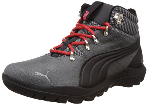 #5. Puma Leather Trekking and Hiking Boots