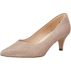 Peter Kaiser Damen Callae Pumps, Rosa (Powder Shimmer 044), 37.5 EU