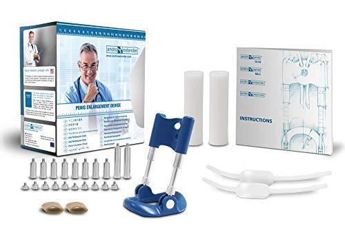 Dispositivo para Agrandamiento Androextender. Alargador y Extensor Médico Fabricado por Andromedical. Tratamiento de Alargamiento sin Cirugía y Seguro