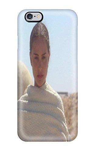 Für klnupdd5390ogsmo Star Wars Natalie Portman Padmé Amidala Schutzhülle Haut/iPhone 6Plus Schutzhülle
