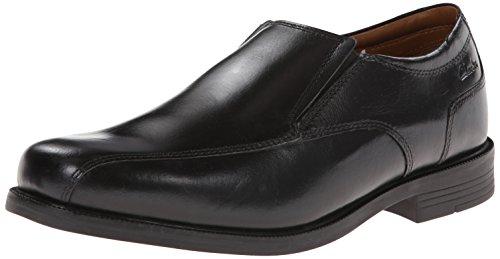 Clarks Beeston Schritt Slip-on Loafer Black Leather