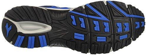 Diadora Raid 3, Scarpe da Corsa Uomo Blu (Blu Micro/Grigio Roccia)