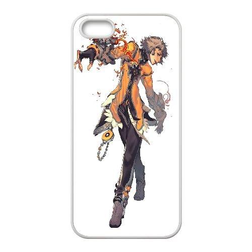 Crocell Magnacarta 3 coque iPhone 5 5S Housse Blanc téléphone portable couverture de cas coque EBDXJKNBO16152