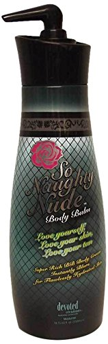 Devoted Creations SO NAUGHTY NUDE BODY BALM - 18.75 oz. by Devoted Creations Body Lotion