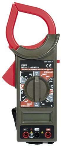 Philex 83007R CAT II Zangenamperemeter, digital
